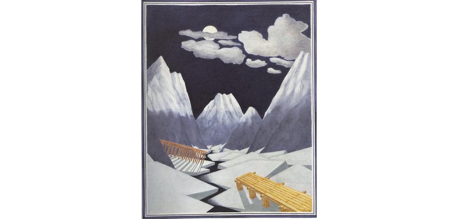 Broken Dam, 1987