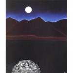 Full Moon over Mallorca I 1994,