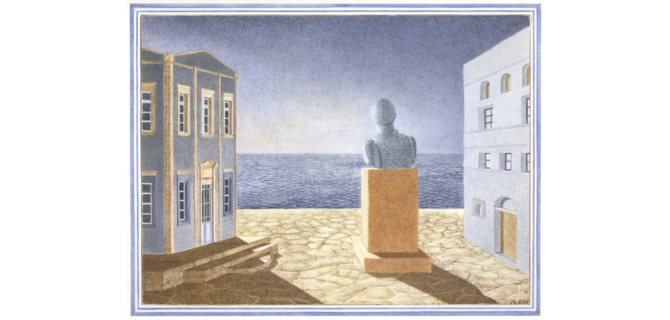 Square in Patmos, 1978