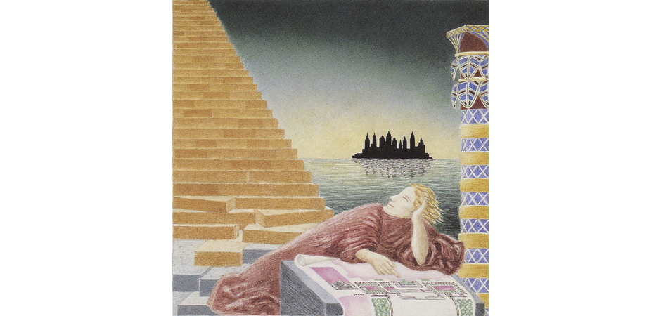 Jacob's Dream, 1986