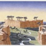 Sunken Landscape, 1981