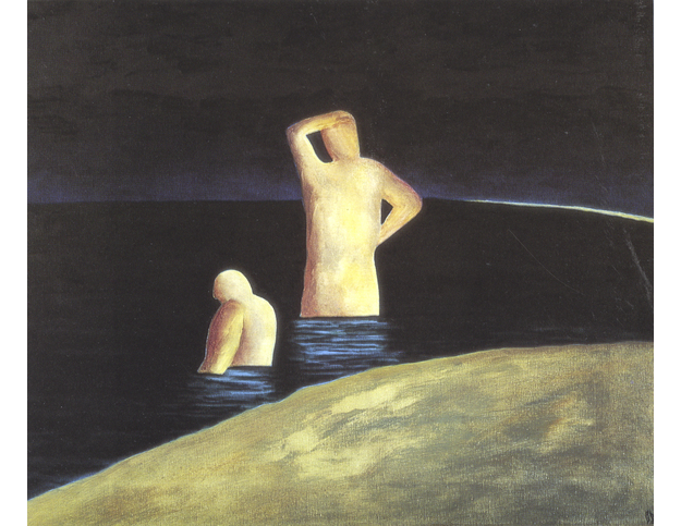 The Bathers, 1993