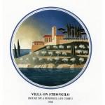 Villa on Strongilo, 1988